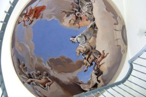 Cupola mural by spoof-or-not-spoof