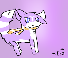 Possible Fursona Needs Name - Please Comment :3 by Fangirl-Trash