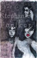 yeah yeah yeahs poster by steffers-rose-0622