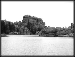 Needles Highway by Curim