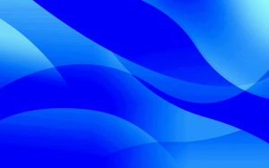 Mac Styled Wallpaper: Cobald Blue by jovco111