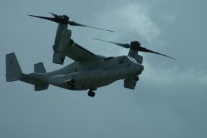 V22 Osprey by Lesstraveledphotos