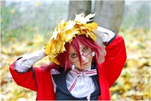 Lemme be your autumn fairy by shua-cosplay