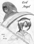 Evil Angel Cover by Zerolr-RM