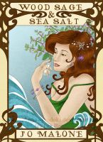 Wood Sage and Sea Salt by Rizuii