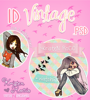 ID Vintage .PSD by RoohEditions