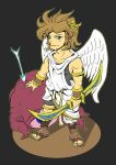 Champion of Palutena by Cannibal-Cartoonist