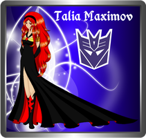 Talia's gown by 2050