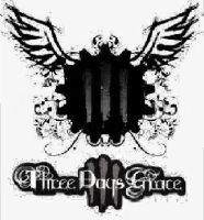 Three Days Grace Logo by DeidaraSenpai-Sama