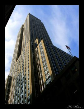 - rockfeller center - by heimatau