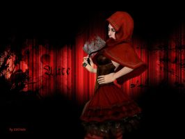 Little Red Riding Hood by 25Credo