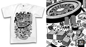 Gambling by GetHurtClothing