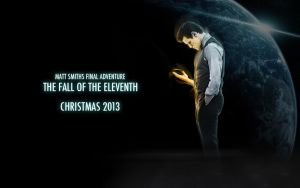 Doctor Who Christmas 2013 - Wallpaper by jakew1994