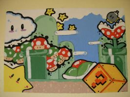 mario world by gracie547