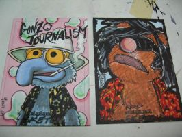 Fear and Loathing Muppets by Danny-Limor--Age-34