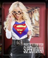 Time for Superwoman by 5red