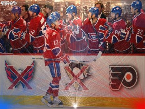 Canadiens - Road 2 The Cup by realriggs09