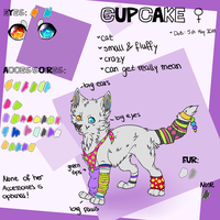 Cupcake-Reference by CupofDeer