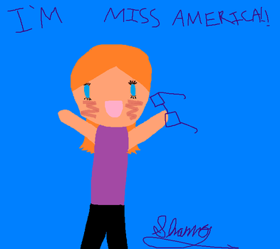 I'm Miss America by BoykinWolf