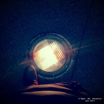 2nd cemented stagelight (retro) by DocRODIN