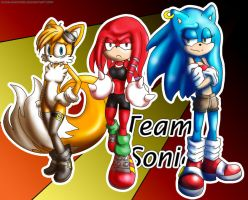 Team Sonia by DunaLonghorn