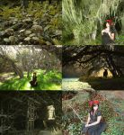 Cosplay Aesthetic: The Raven Stag by Teddybear-93