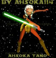 Ahsoka Tano Slave Warrior by Ahsoka114