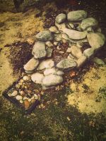 The rocks of the ages of good peace. by CindyLouWhoXox