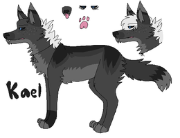 Kael Quick Ref, by owl-cakes