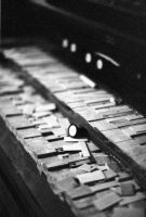 Organ Keys by y2keable