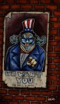 Uncle Clown by ODarcy