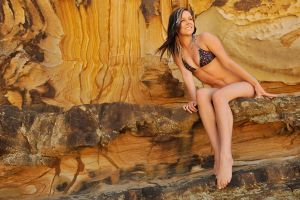 Lauren - sandstone seat 1 by wildplaces