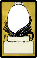 Card Design - Front - Pets by Konsumo