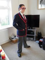 Me as Blaine Anderson 2 by babadaisy96