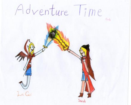 Adventure time by NeKo-NeKo-lover