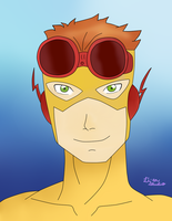 Kid Flash by Li-ten