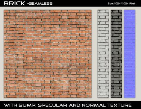 Brick 4 - Seamless by AGF81