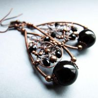 black pearls.... by Lethe007
