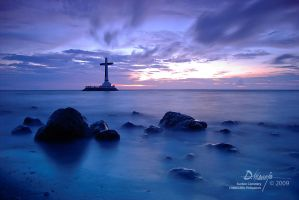 Camiguin Sunken Cemetery by dhead