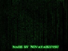 Matrix Background by NovaTaikutsu