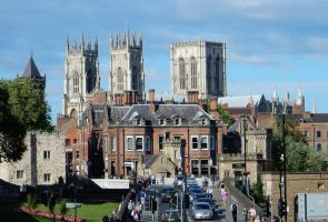 A Summer Afternoon in York by rlkitterman
