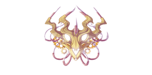 Under Glass Skies Logo by Mythka