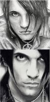Criss Angel - 1 year later by Rick-Kills-Pencils
