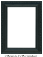 EKD Black Frame by EveyD