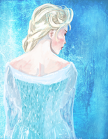 Snow Queen by CodeNameZimbabwe