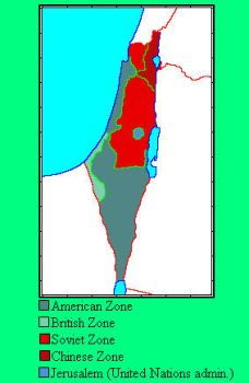 Lords of Creation Palestine by lamnay