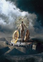 Queen Of Time by vimark