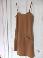 Two-Tone Organic Summer Dress by sewn-by-honeybirds