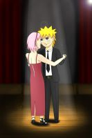A Dance At Prom: NaruSaku by Mid25