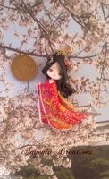 fire maiko by AngeniaC